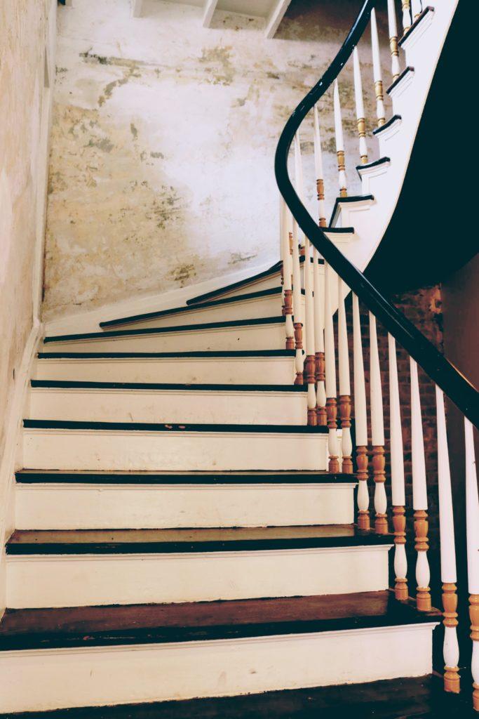 drinkery stairwell 2
